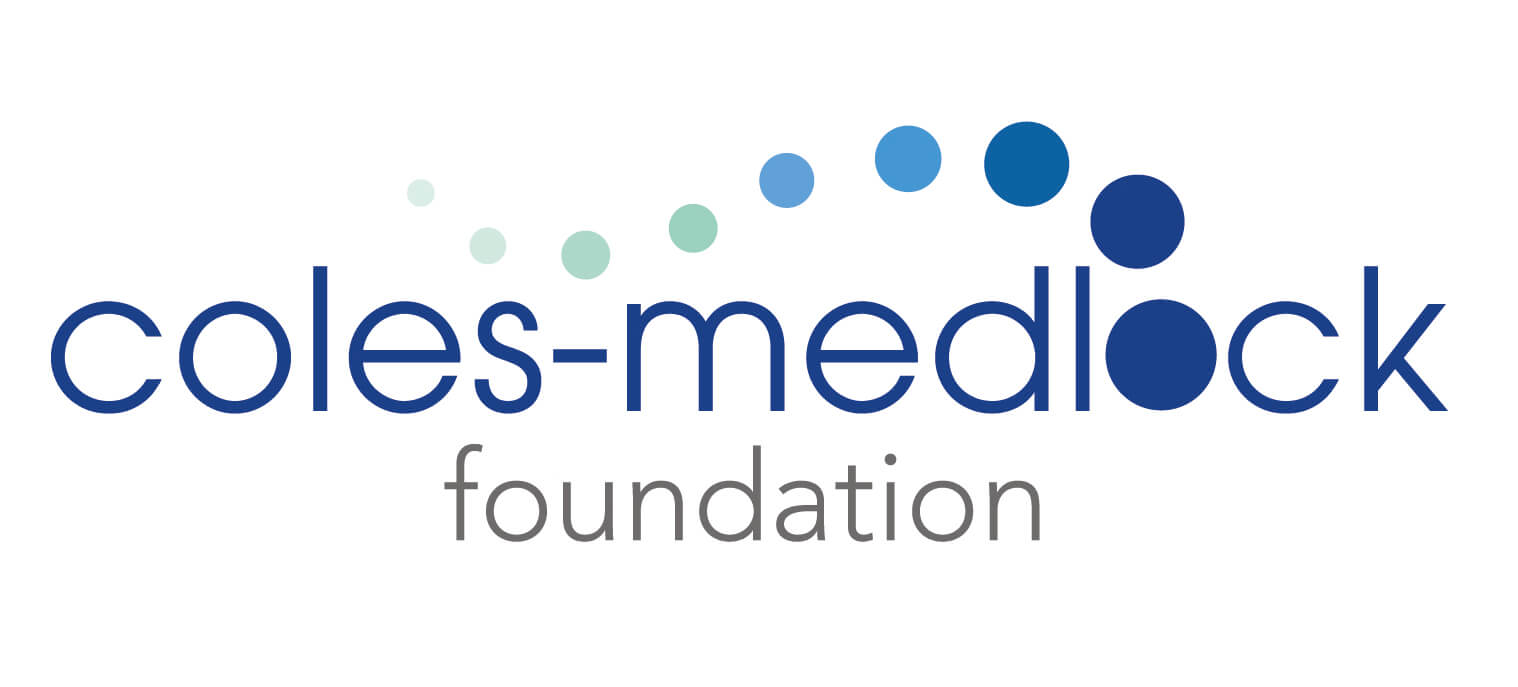 Supported by the Coles-Medlock Foundation