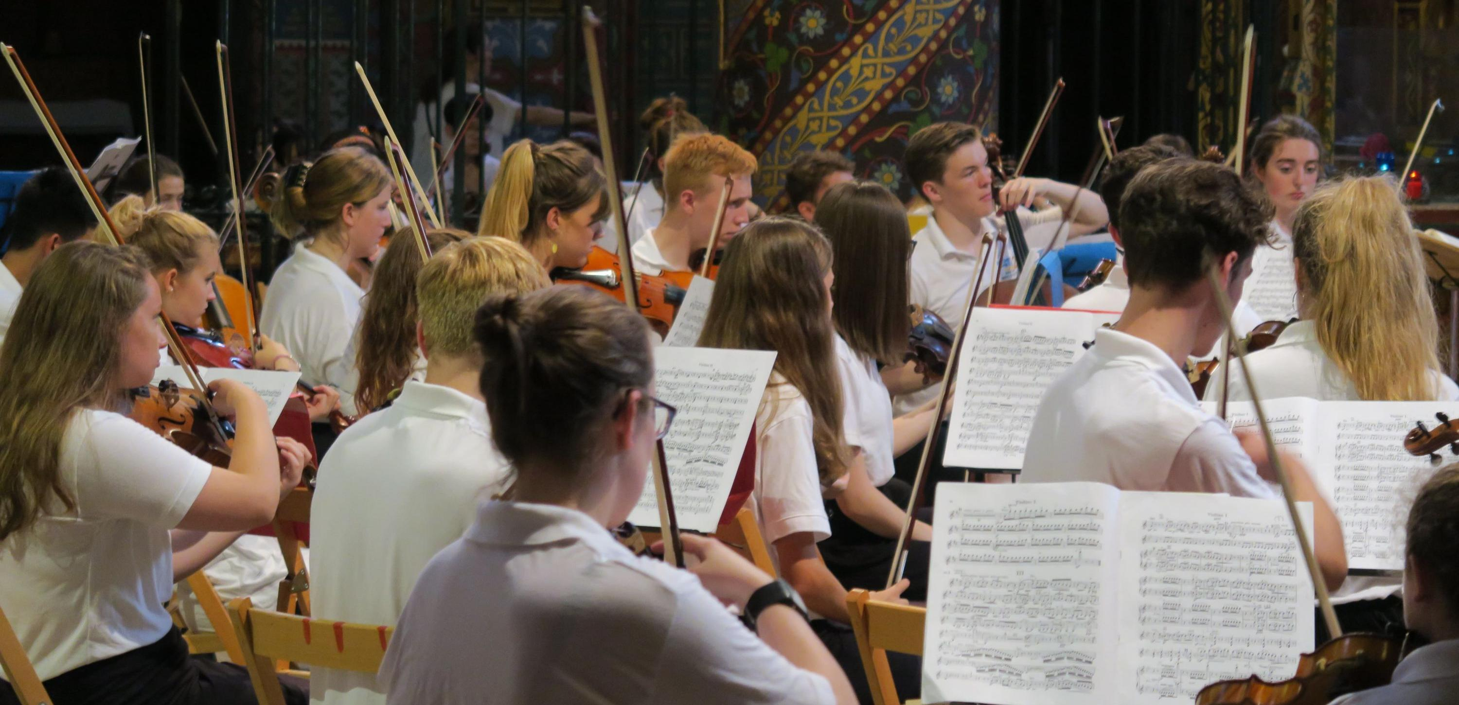 West of England Youth Orchestra | Wiltshire Music Centre