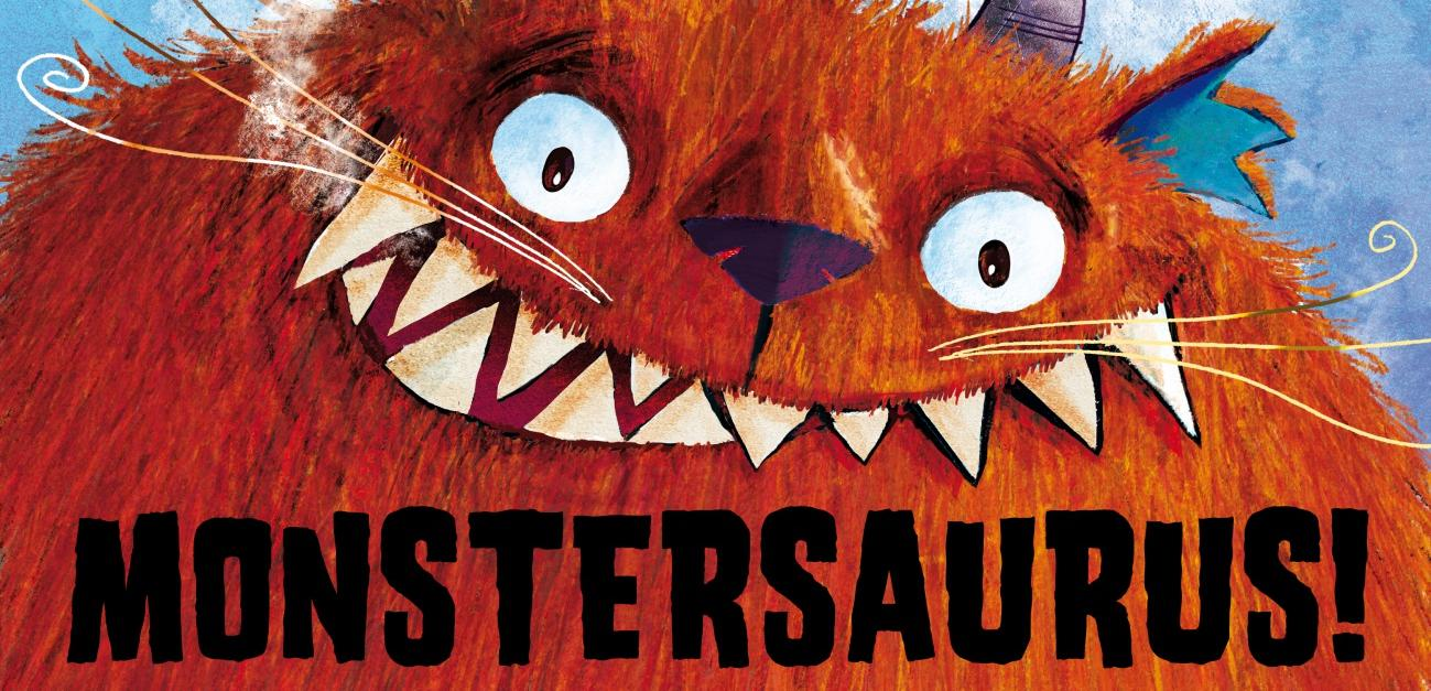 Monstersaurus - scarily good!`