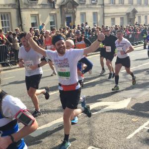 Bath Half Marathon Peter Kirk