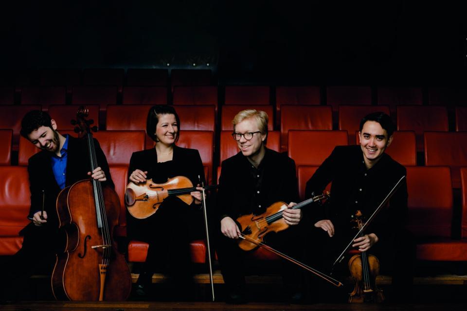 Marmen Quartet banner image
