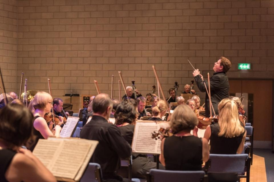 Bath Symphony Orchestra at WMC