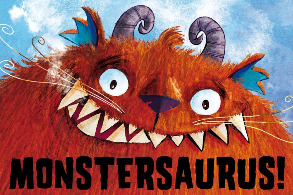 Monstersaurus - scarily good!`