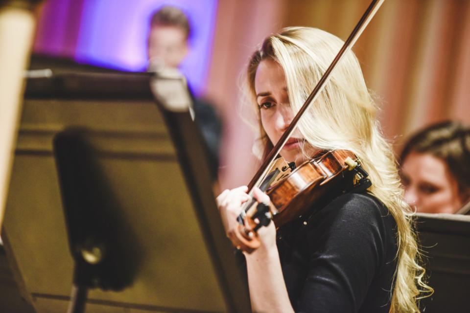Sinfonia Cymru banner image