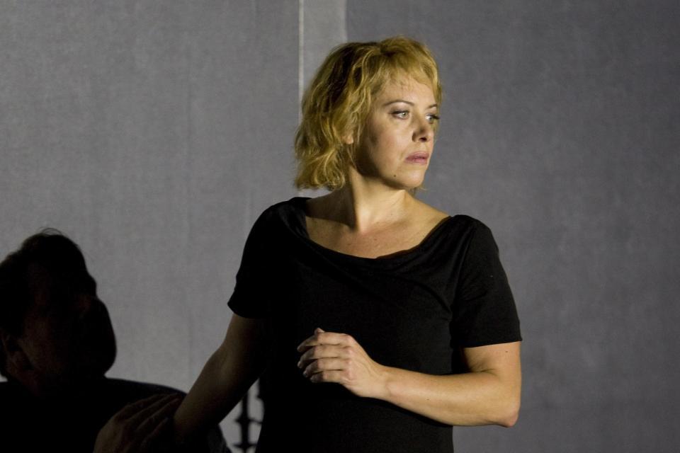 Soprano Nina Stemme