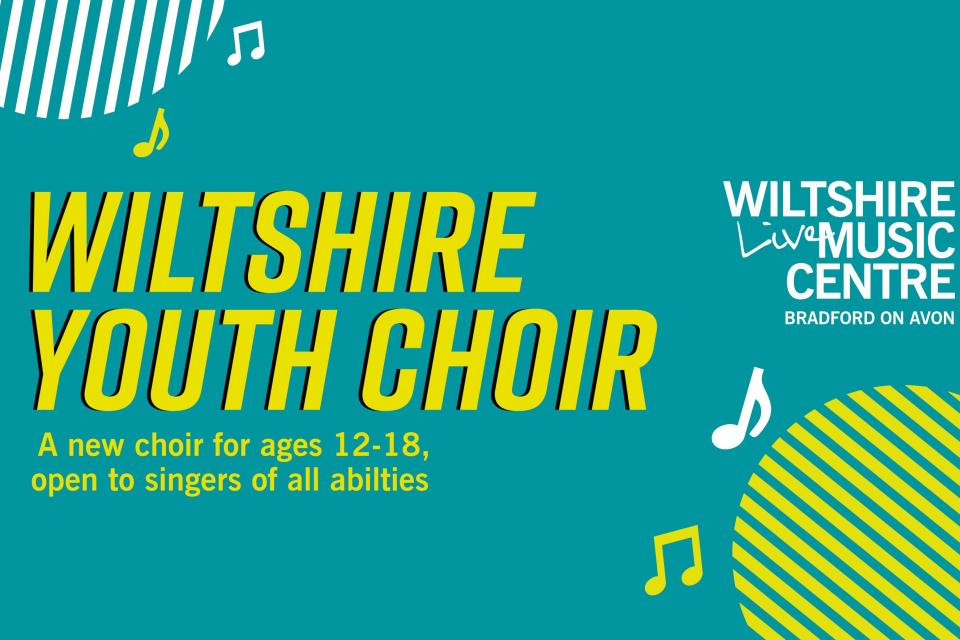 Wiltshire Youth Choir Banner General