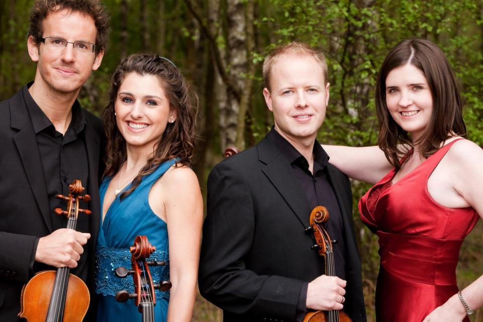 carducci quartet banner image