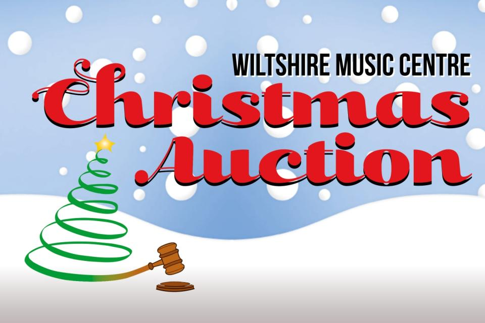 Christmas Auction 2019 web banner